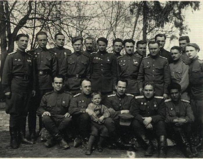 Венгрия 1945 (700x547, 66Kb)