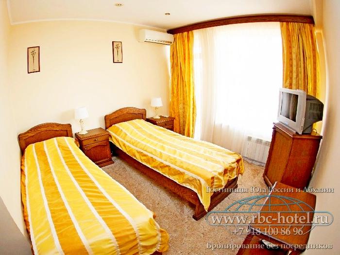 Адлер отель вилла Риф семейный отдых в Сочи