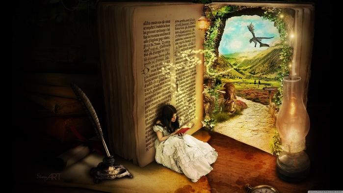 the_book_of_secrets_by_shaynart-wallpaper-3840x2160 (700x393, 101Kb)