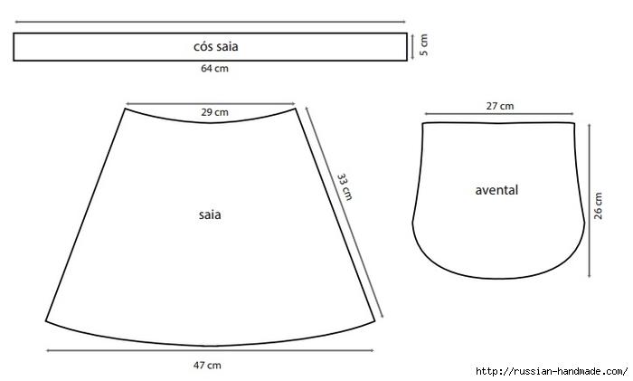 Для утренника. Платье для девочки «Немецкий Октоберфест» (10) (700x421, 52Kb)