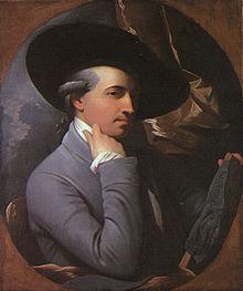 Benjamin_West_self_portrait_1770 (220x263, 12Kb)