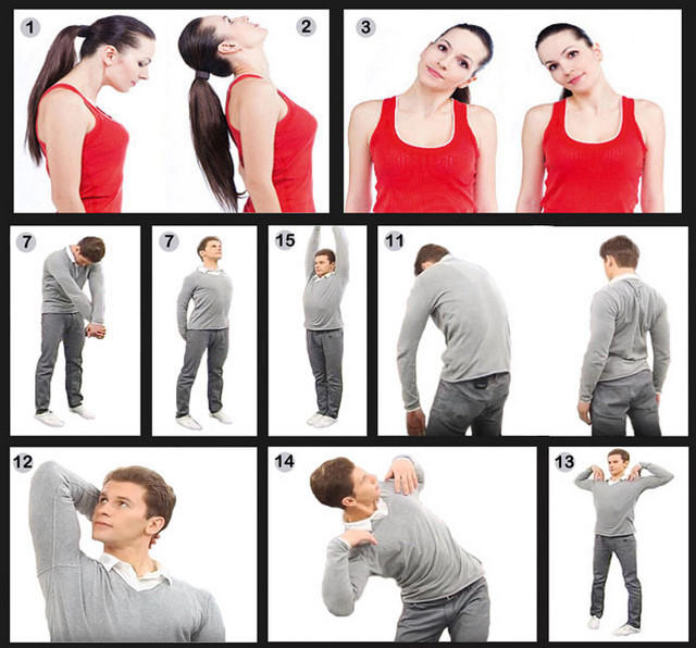 Упражнения для позвоночника спины шеи норбекова