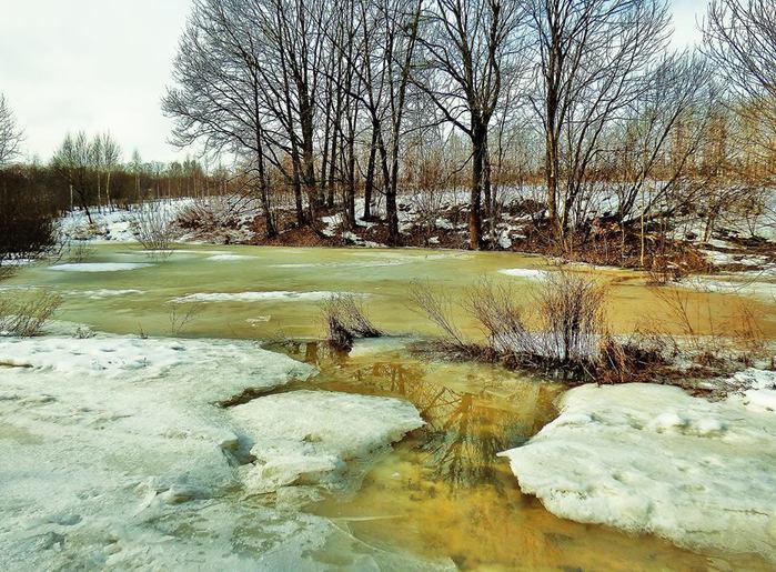 Ручьи весною,,, (700x515, 111Kb)