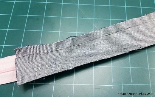 Шьем кошелек из джинсов с вязаной крючком розой (6) (520x325, 128Kb)