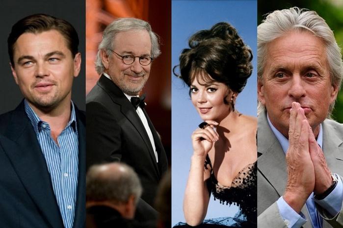 Знаменитые голливудские актеры с русскими корнями