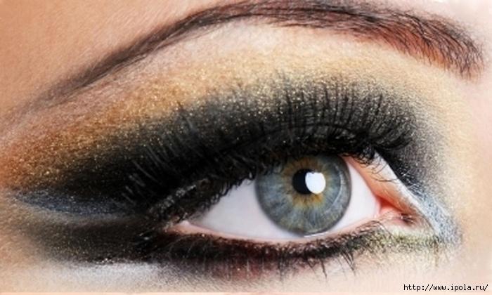 """alt=""""Эффектный макияж для сероглазых""""/2835299_ (700x420, 204Kb)"""
