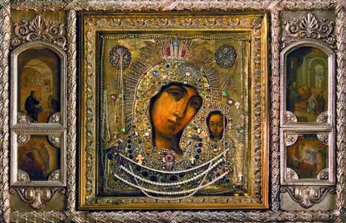 Почему икона Казанской Божией Матери стала символом русских побед
