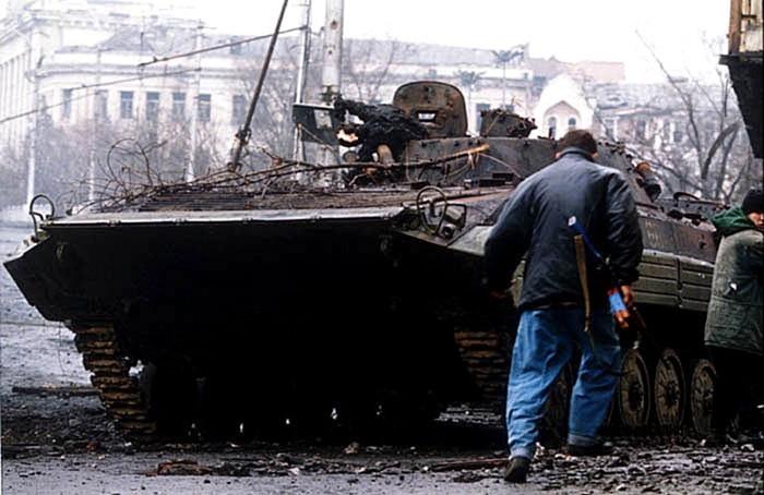 Главные предатели Чеченской войны. Преступники более страшные, чем террористы