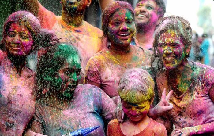 праздник холи в индии 1 (700x446, 550Kb)