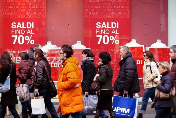 Шоппинг в Италии зимой  2017й радует своими ценами. Обсуждение на ... 4270dd66929