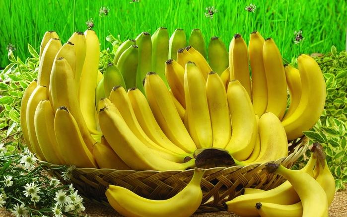 Две дюжины интересных фактов о бананах