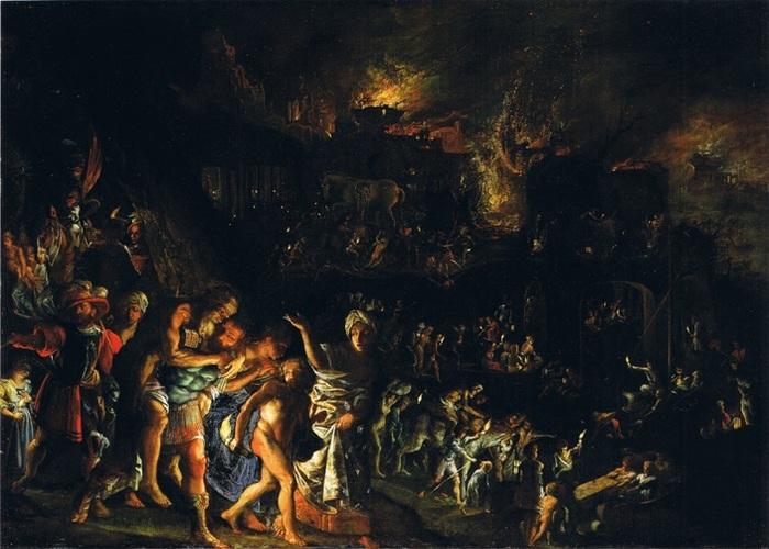 Adam_Elsheimer_-_Der_Brand_von_Troja_(Alte_Pinakothek) (700x500, 122Kb)