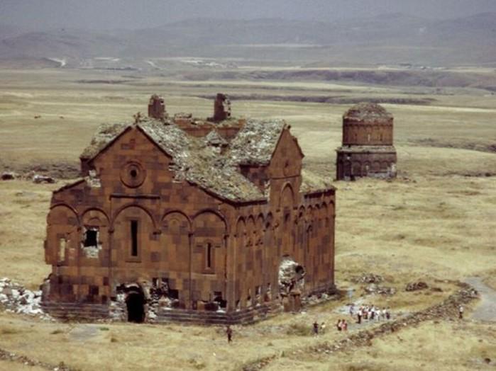 Легендарные города, которые исчезли навсегда