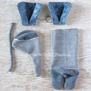 Шьем игрушки из носков - СЛОНИКИ (14) (300x300, 100Kb)