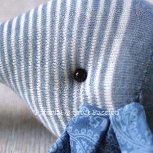 Шьем игрушки из носков - СЛОНИКИ (24) (300x300, 98Kb)