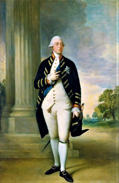 Портрет короля Георга III       1781 (455x700, 88Kb)