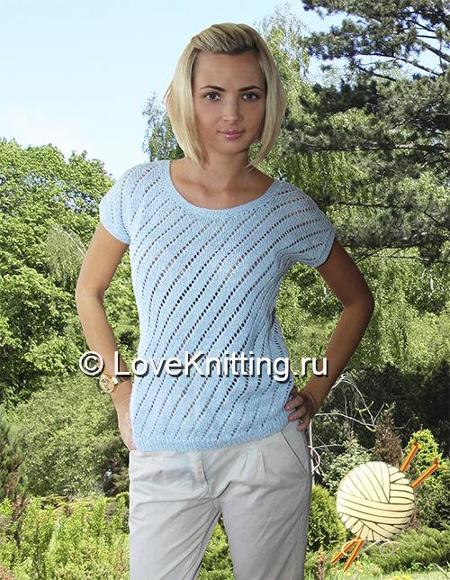 03 Автор Голуб пуловер 1 МТ2 (500x644, 447Kb)