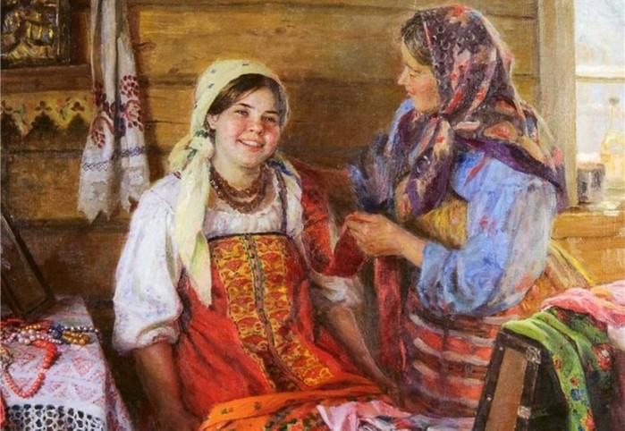 Каким женщинам в России запрещено готовить еду?