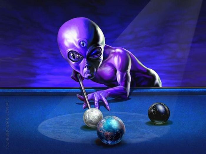 Что делать, если вам позвонил инопланетянин