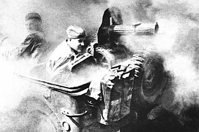 Как французский пулемет «Максим» поменял историю России