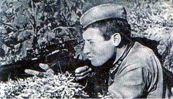 Самый меткий снайпер Второй мировой сибиряк Михаил Сурков