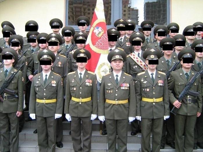 В российской армии пойманполковник насильник