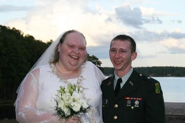 Самые необычные влюбленные пары в мире