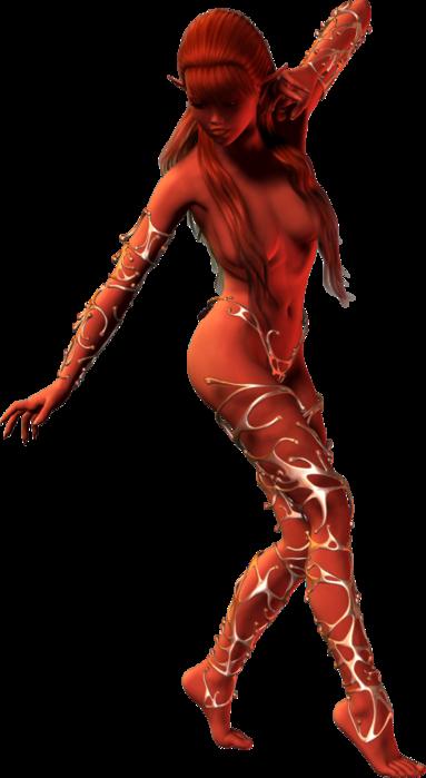 6090083_Fire_Elemental_3 (383x700, 177Kb)