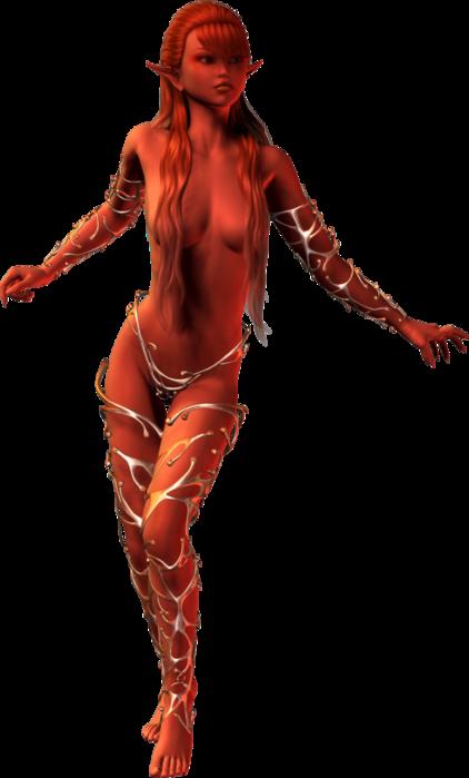 6090083_Fire_Elemental_7 (422x700, 162Kb)