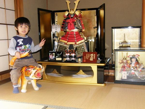 праздник мальчиков япония