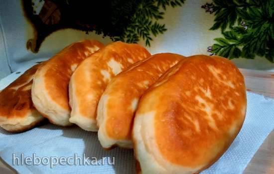 Самые вкусные пирожки тесто