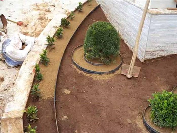 Мульчирование камнем   эффектный ландшафтный дизайн, который преобразует ваш сад!