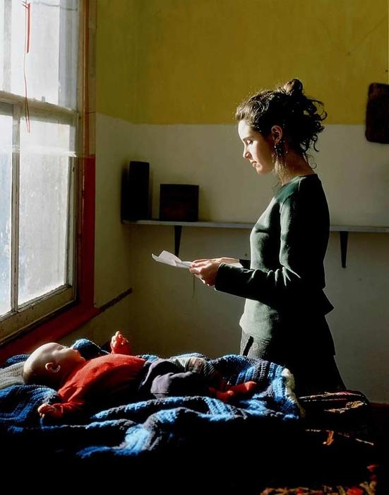 tom-hunter-woman-reading-possession-order_b (551x700, 186Kb)