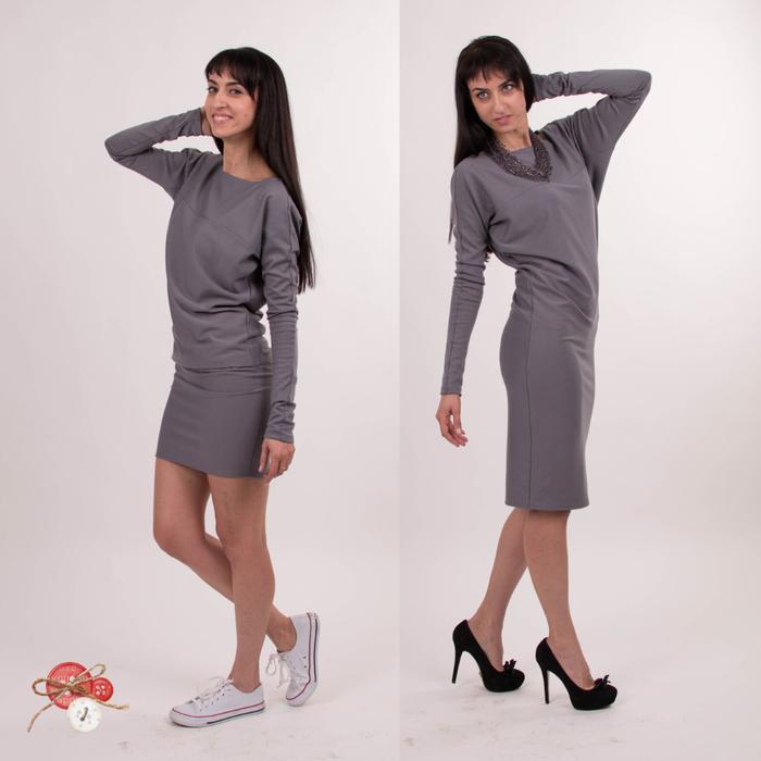 серое платье (700x700, 256Kb)