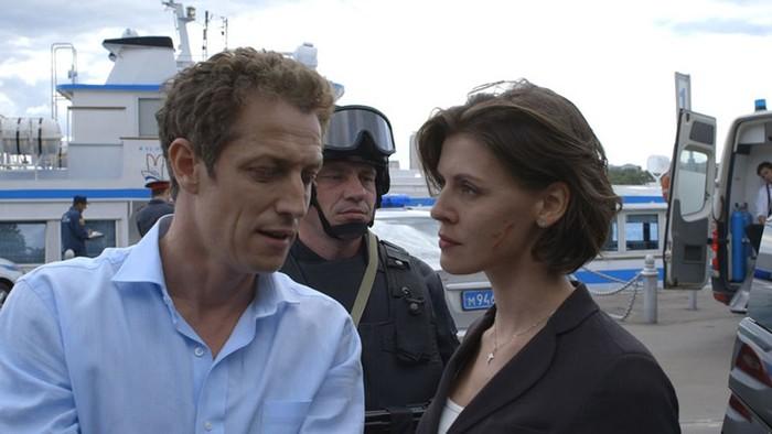 Актеры сериала «Городские шпионы»