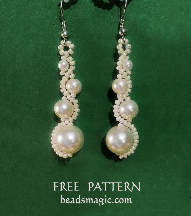 free-pattern-earrings-tutorial-beadwork-1 (619x700, 355Kb)