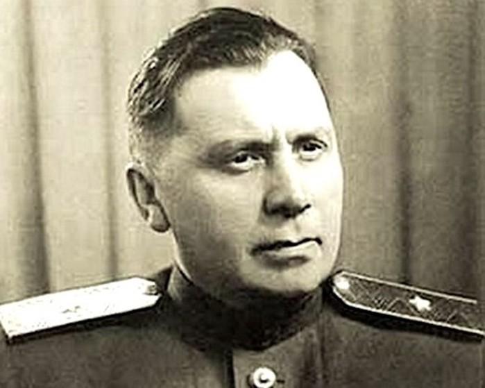 Легендарный советский разведчик Наум Эйтингон