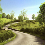 Превью Country Road Papers (9) (700x700, 720Kb)