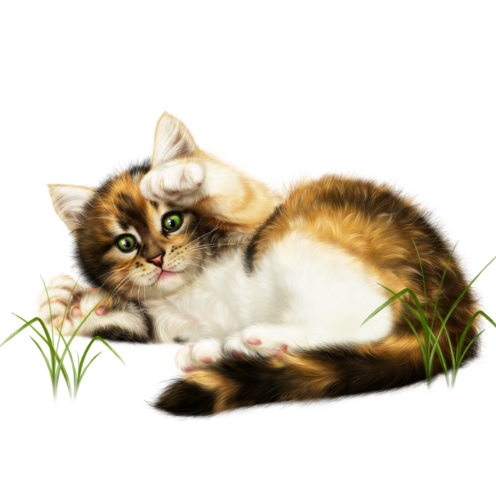 6090083_easter_kitten_with_a_chick4 (700x700, 397Kb)