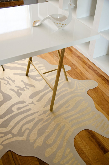 diy-gold-zebra-rug-3-678x1024 (463x700, 277Kb)