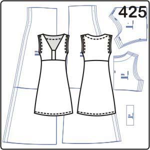 выкройка платья из эластичной ткани/4124452_425 (300x300, 12Kb)