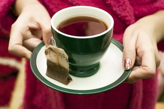 Удобный, но очень вредный чай в пакетиках