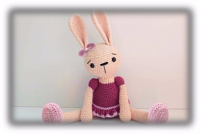 Кролик-девочка (700x467, 171Kb)