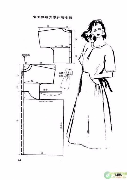 Как сшить сарафан для женщины своими руками для начинающих выкройки фото 357