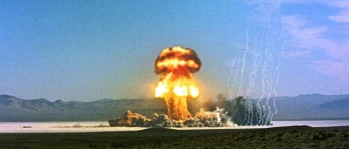 Эти кадры атомных взрывов мир недавно увидел впервые