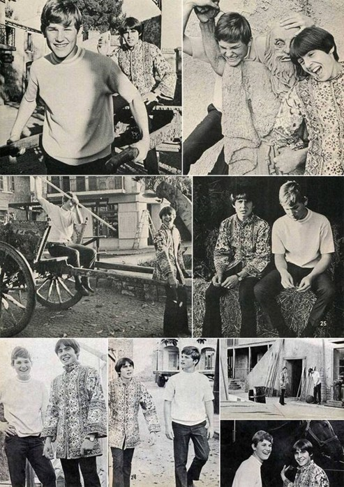 Редкие и очень интересные фотографии знаменитостей