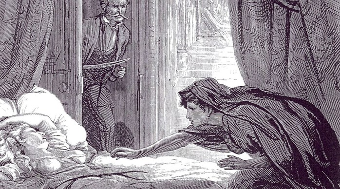 Главные доказательства существования вампиров