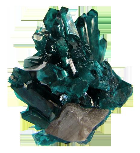 Cerussite-Dioptase-di11b (464x508, 279Kb)