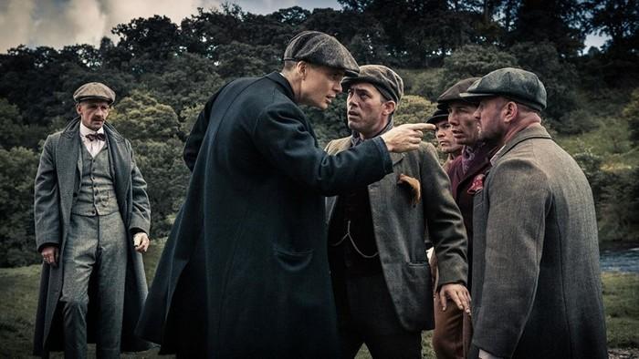Эйдан Гиллен («Мизинец» из «Игры Престолов») будет сниматься в сериале «Острые козырьки»