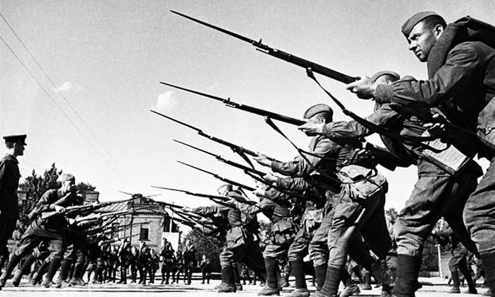Кто чаще побеждал в рукопашных схватках Великой Отечественной войны